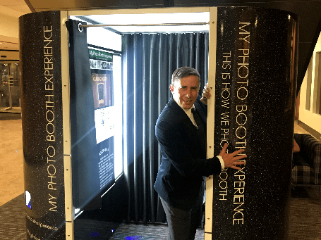 green screen photo booth hire Eastbourne