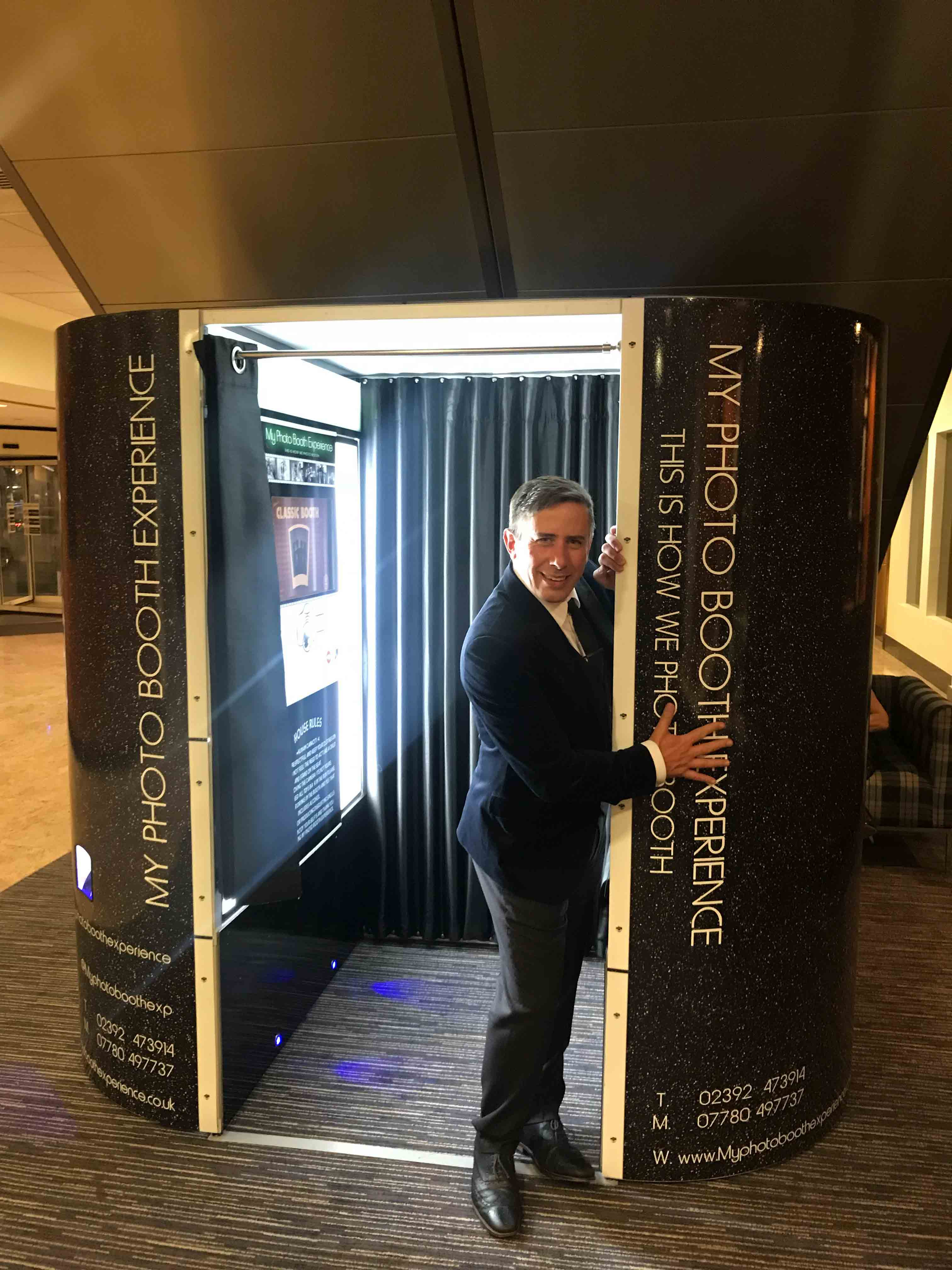 Corporate & Party Photo Booth Hire London
