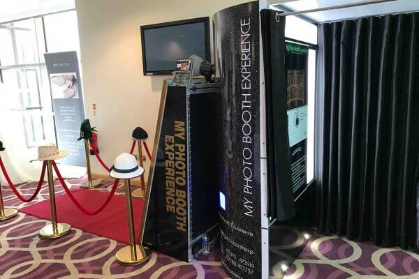 Magic Mirror and Party Booth