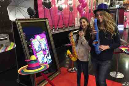 Magic Mirror Booth Hire Chichester