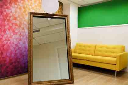 Magic Mirror Photo Booth Hire