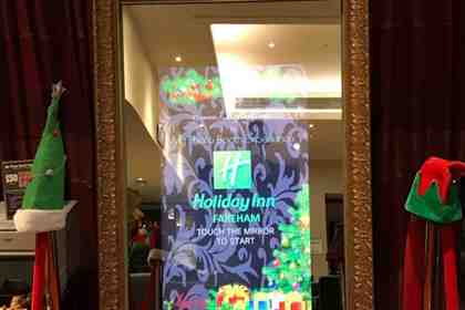 Magic Mirror Booth Hire Southampton