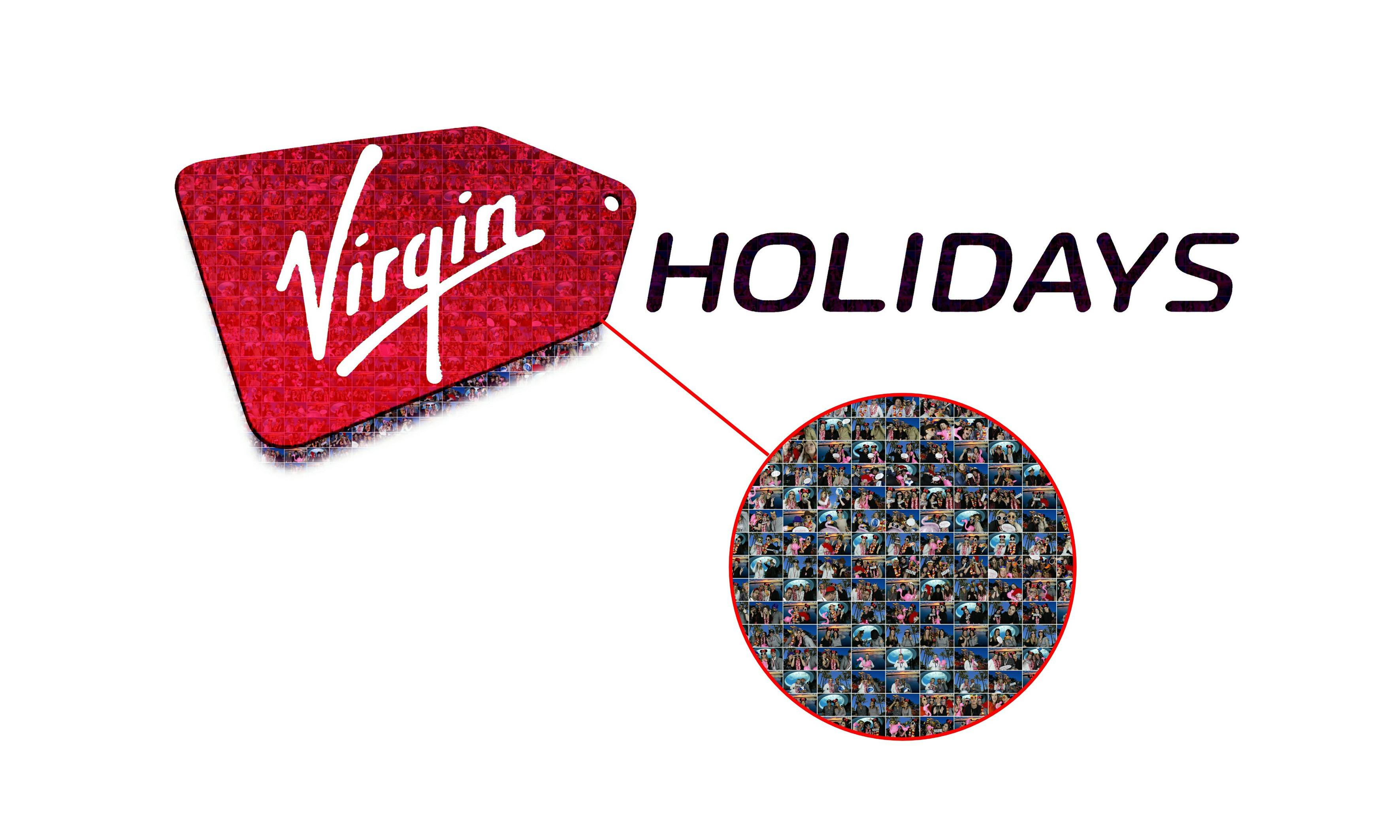 Mosaic Wall Virgin Holidays