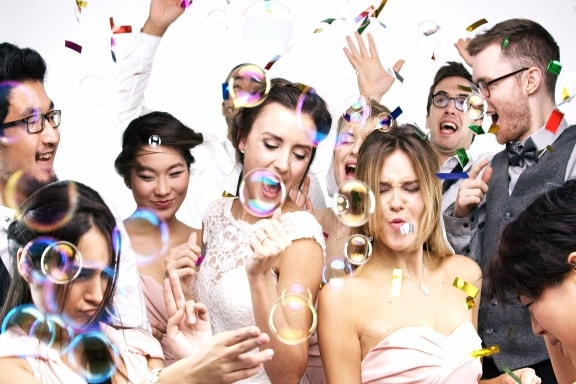 Corporate and Party Photo Booth Hire London