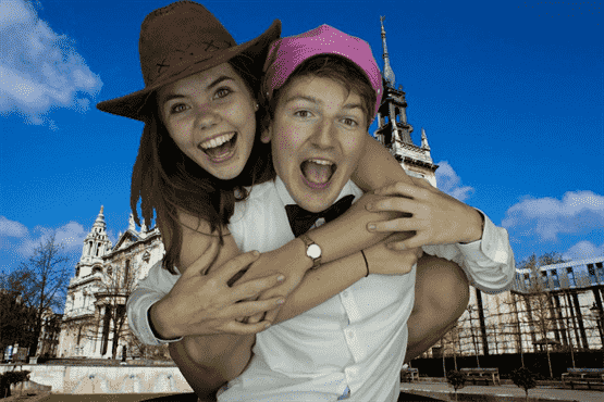Green Screen Photo Booth Hire Guildford