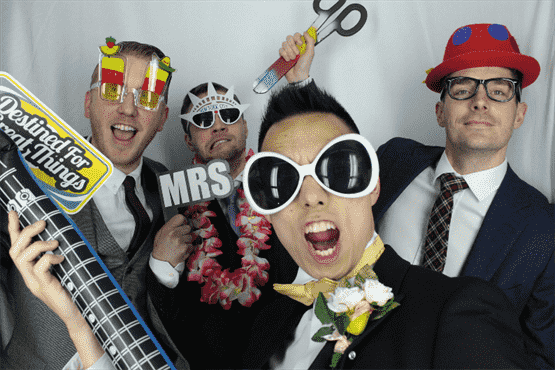 Party Photo Booth Hire Guildford