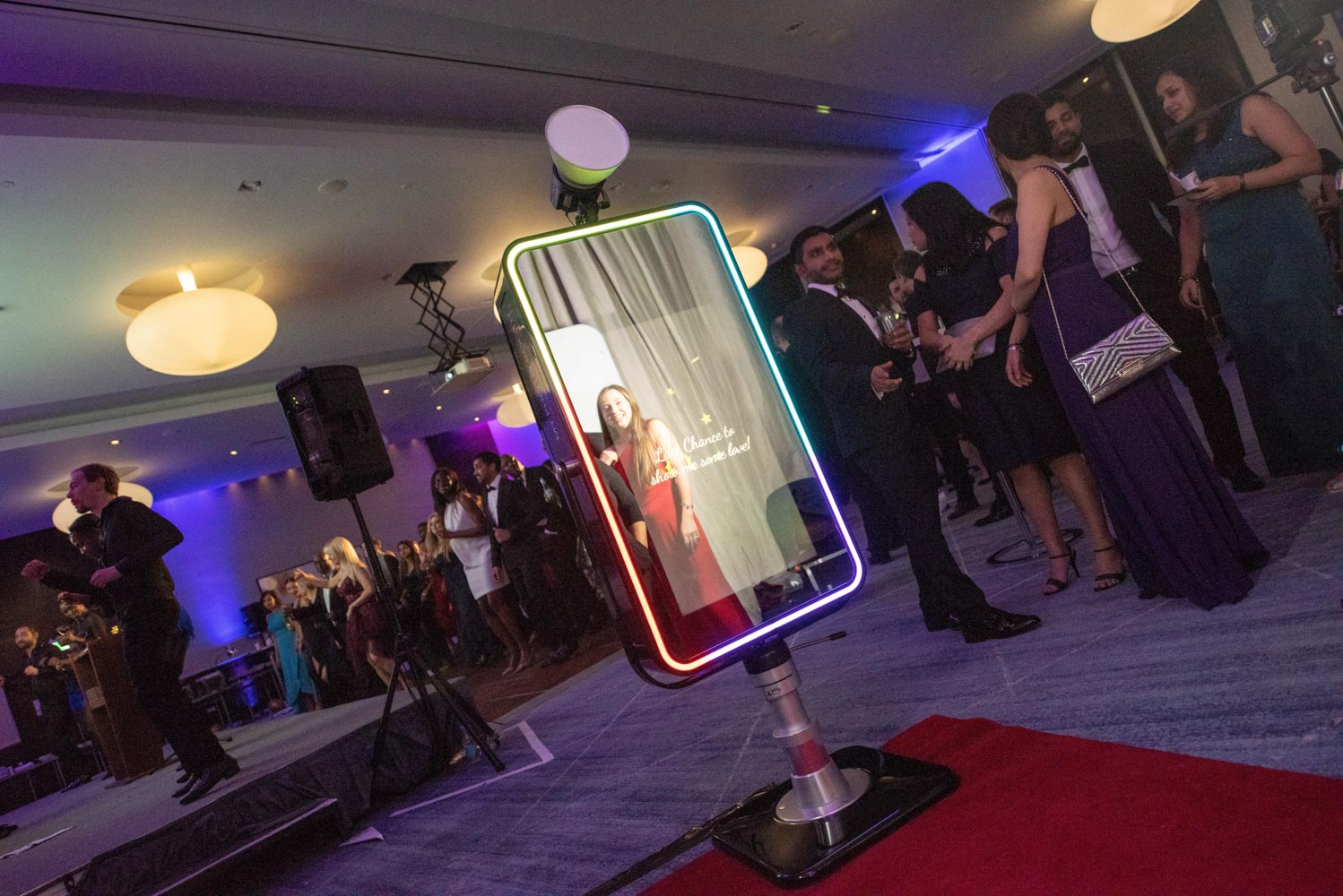 Photo Booth Hire London Fusion Mirror